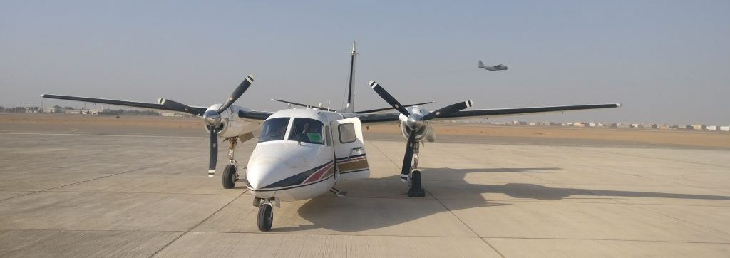 Aircraft & Sensor Lease